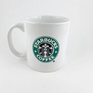 Starbucks Large 20 oz. White Coffee Mug